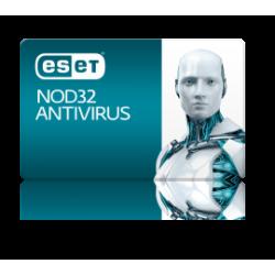 ESET NOD32 Antivirus 2014 1 poste 2 ans