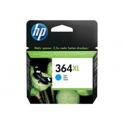 HP 364XL - À rendement élevé - cyan - original - cartouche d'encre