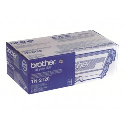 Brother TN2120 - Noir - original - cartouche de toner