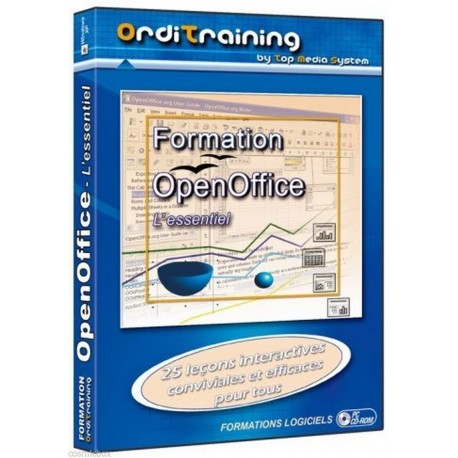 Orditraining - Formation OpenOffice l'essentiel