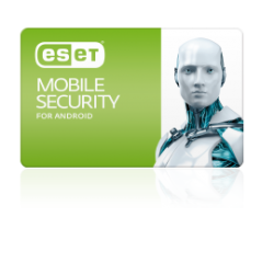 ESET Mobile Security, antivirus et antivol pour Android 1 mobile 1 an