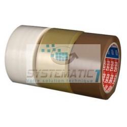 tesapack ruban adhésif d'emballage 4024, en PP, 50 mm x 66 m