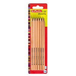 herlitz crayon skizzo nature, hexagonal, degré de dureté: HB