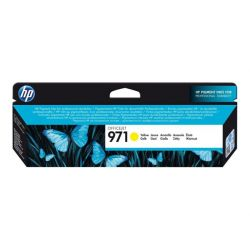 HP 971 - Jaune - original - cartouche d'encre - pour Officejet Pro X451dn, X451dw, X476dn MFP, X476dw MFP, X551dw, X576dw MFP