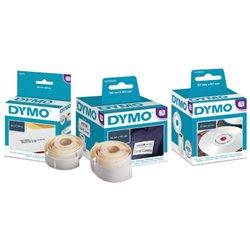 DYMO Etiquettes d'adresse LabelWriter, 89 x 28 mm, blanc 2 rouleaux