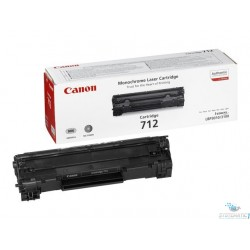 Canon 712 - Noir - originale - cartouche de toner