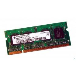 infineon 256 MB PC2 4200S 444