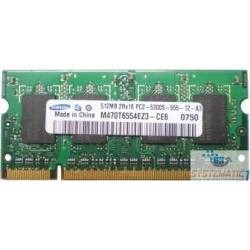 SAMSUNG 512MB PC2 5300S 555