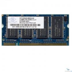 NANYA 512MB PC2700S 333