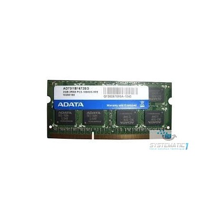 ADATA 2GB 2RX8 PC3-10600S-999